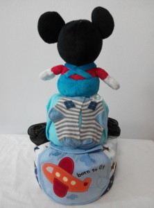 2Tier-DiaperCakesSingapore-BabyGifts-Mickey-Boy-Isaac-2