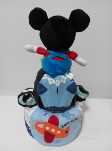 2Tier-DiaperCakesSingapore-BabyGifts-Mickey-Boy-Jordan-2