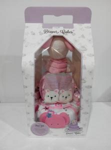 2Tier-DiaperCakesSingapore-BabyGifts-Piglet-Girl-Taegan-4