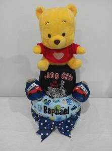 2Tier-DiaperCakesSingapore-BabyGifts-Pooh-Boy-Raphael-1