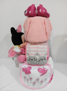 3Tier-DiaperCakesSingapore-BabyGifts-Girl-Twins-Minnie-Audrey-Ashley-2