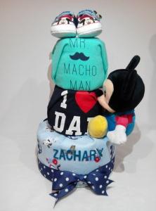 3Tier-DiaperCakesSingapore-BabyGifts-Mickey-Boy-Zachary-1