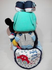 3Tier-DiaperCakesSingapore-BabyGifts-Mickey-Boy-Zachary-2