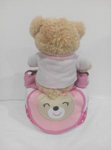 1Tier-DiaperCakesSingapore-BabyGifts-TeddyBear-Girl-Quinna-2