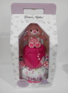2Tier-DiaperCakesSingapore-BabyGifts-CareBear-Girl-Chloe-3
