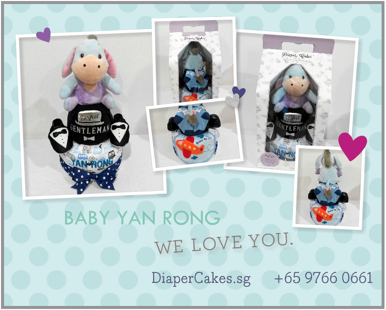 2Tier-DiaperCakesSingapore-BabyGifts-Eeyore-Boy-YanRong-5