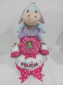 2Tier-DiaperCakesSingapore-BabyGifts-Eeyore-Girl-Felicia-1