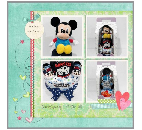 2Tier-DiaperCakesSingapore-BabyGifts-Mickey-Boy-Rafael