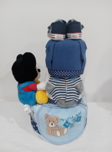 3Tier-DiaperCakesSingapore-BabyGifts-Mickey-Boy-Zymiere-2