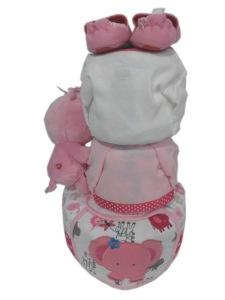 3Tier-DiaperCakesSingapore-BabyGifts-PinkWonderBear-Girl-2
