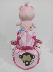 2Tier-BabyGift-DiaperCakesSingapore-BabyGirl-Claire-2