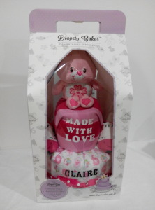 2Tier-BabyGift-DiaperCakesSingapore-BabyGirl-Claire-3