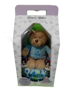 2Tier-BabyGift-DiaperCakesSingapore-BabyBoy-Asher-3