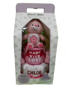 2Tier-BabyGift-DiaperCakesSingapore-BabyGirl-Chloe-3