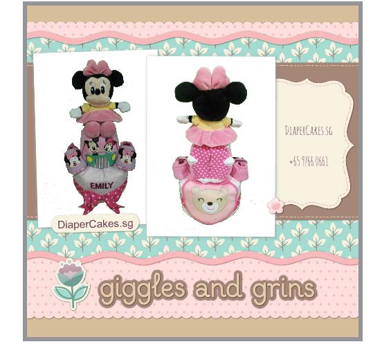 2Tier-BabyGift-DiaperCakesSingapore-BabyGirl-Emily-3