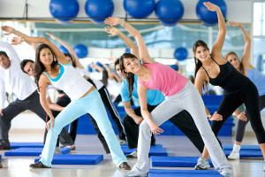 people-exercising