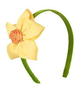 yellow-flower-hairband