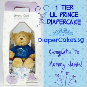 Congratulations Mommy Jamie!