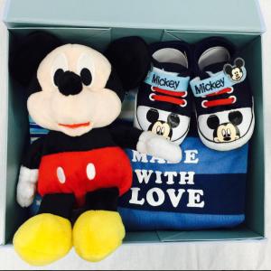 Mickey Birthday Gift Set