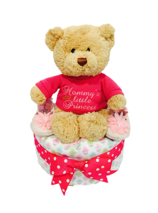 Mommy's Little Princess Diaper Cake / 1 Year Old Birthday Gifts