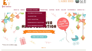 four-seasons-baby-shower-catering / 5 Caterers Suitable For Your Baby Shower