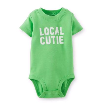 Local-Cutie-Baby-Onesie