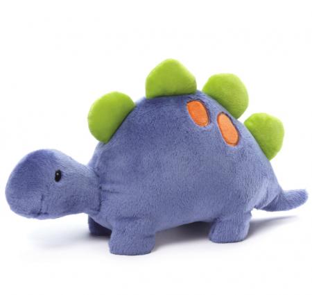 Gund Baby Orgh Blue Dinosaur Baby Stuffed Animal