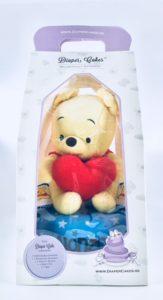 winnie the pooh baby diaper cake1