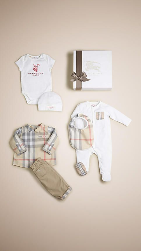Burberry Clothes Baby Gifts