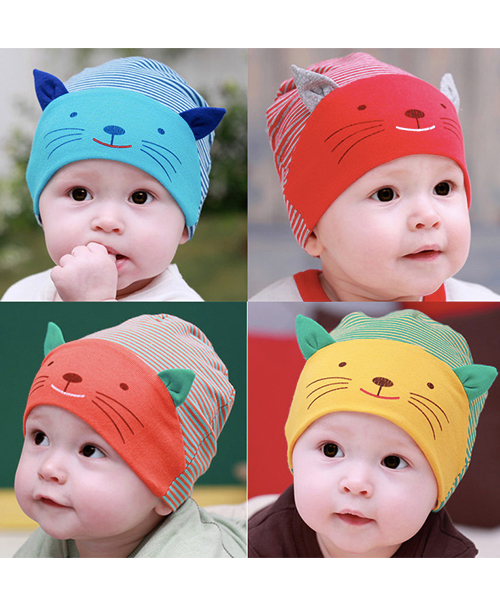 Cat baby hat baby gifts