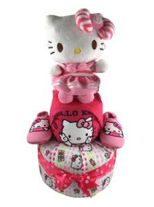 Hello Kitty Diaper Cake Baby Gifts