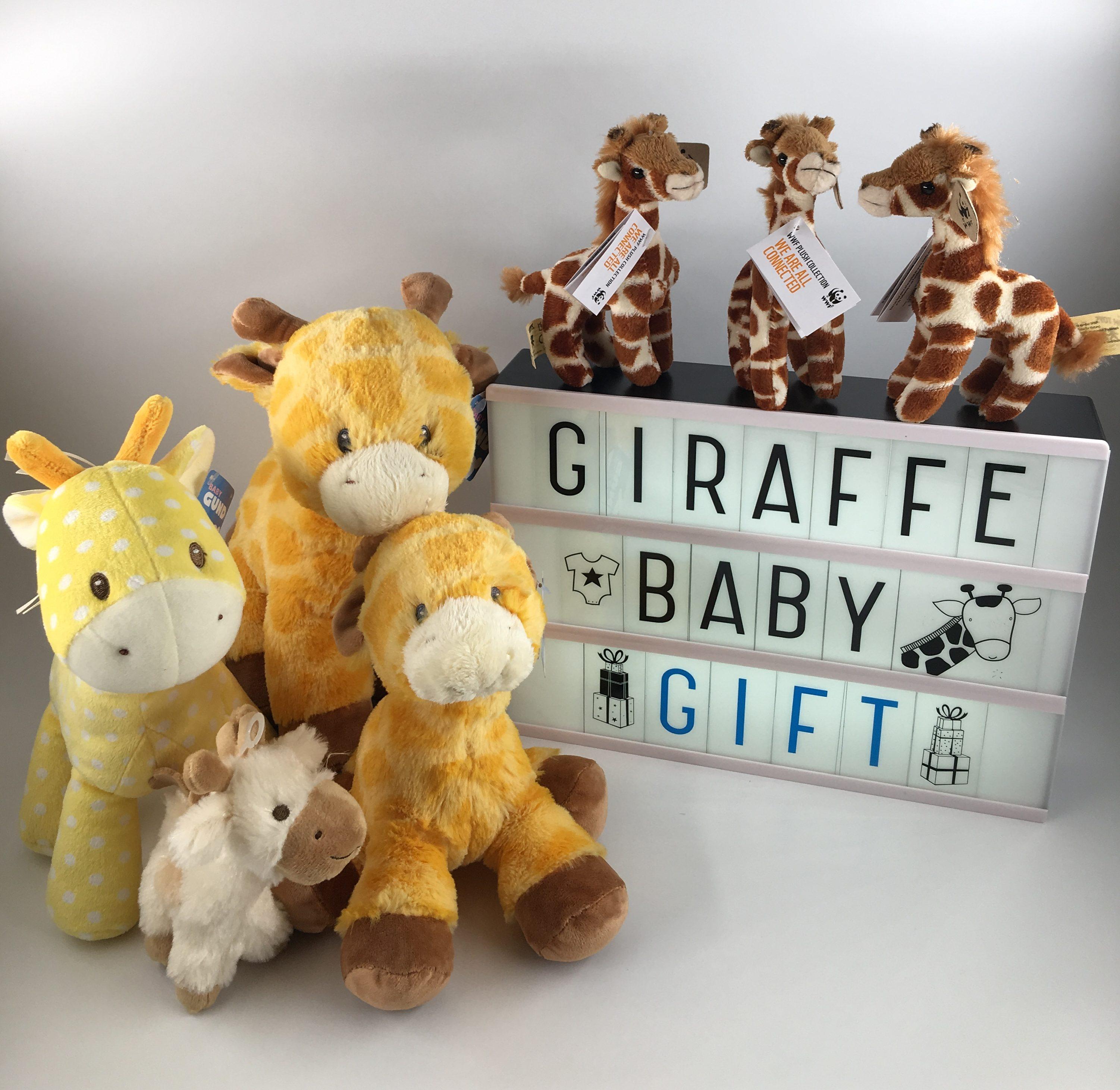 Giraffe Toy Baby Gifts