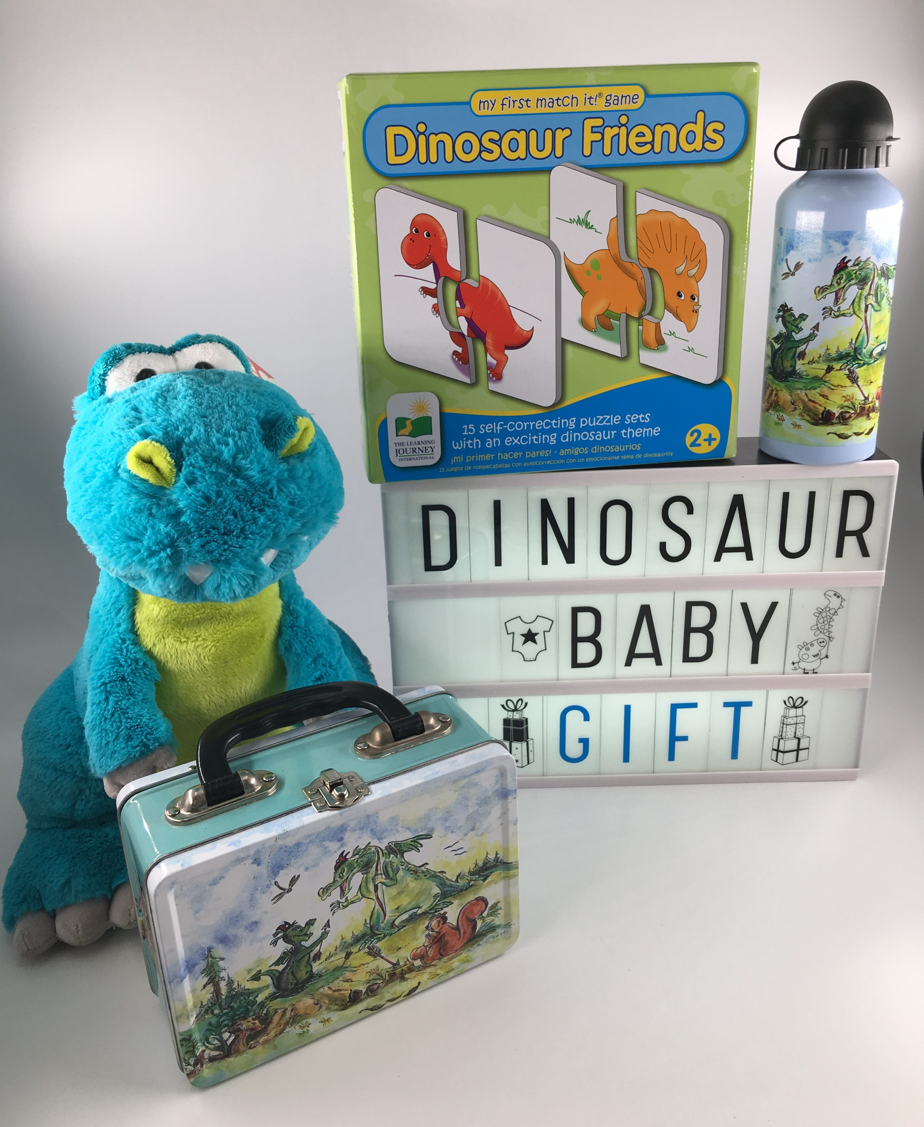 Dinosaur Toy Baby Gifts