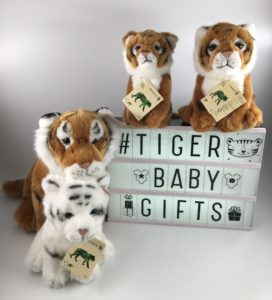 Tiger Soft Toy Baby Gifts