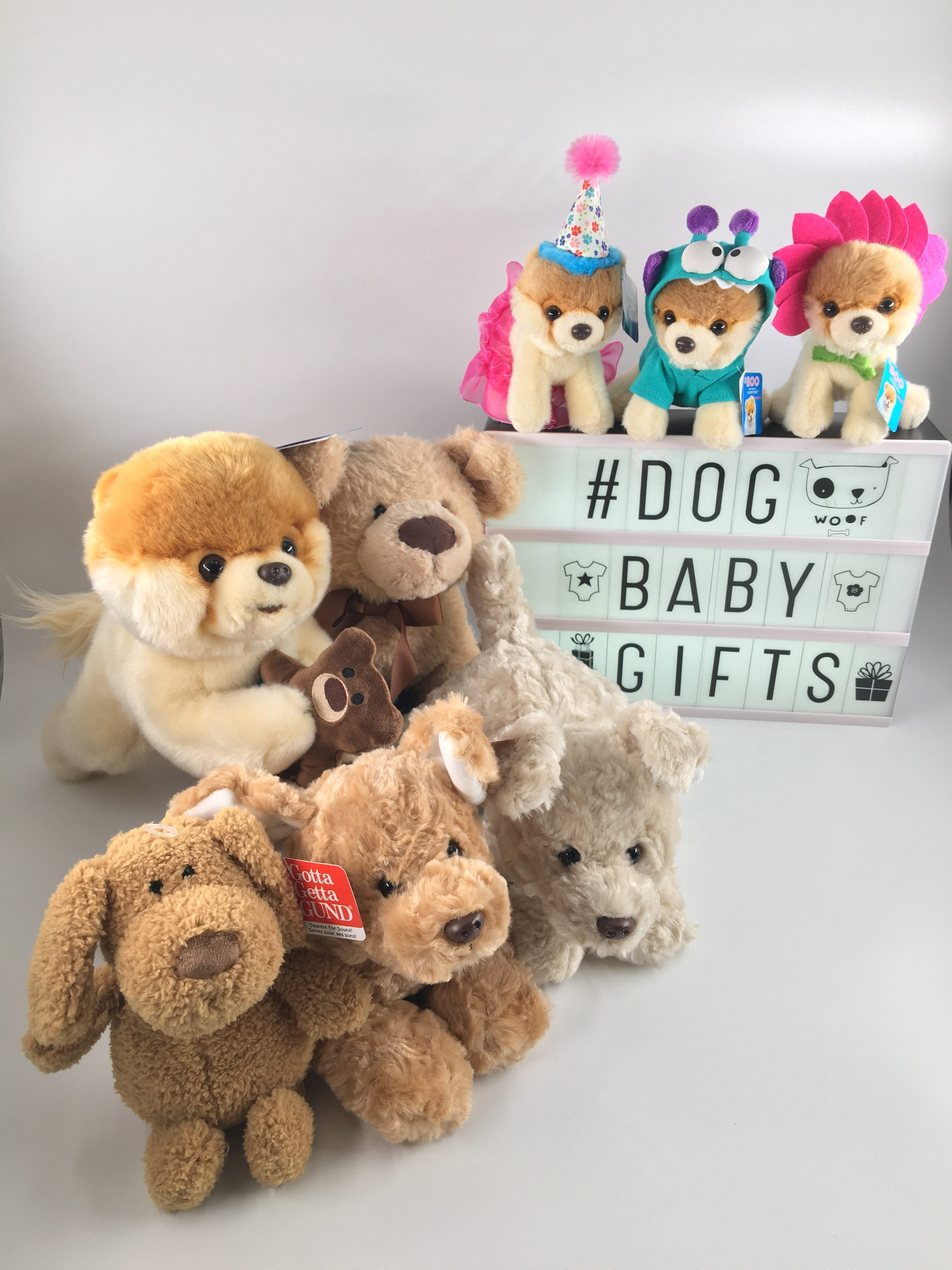 Dog Soft Toy Baby Gifts
