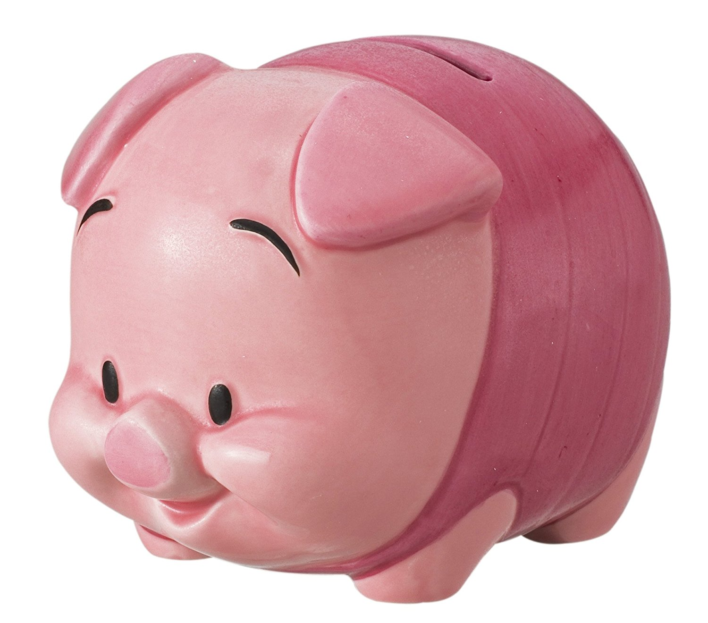 piglet toy piggy bank